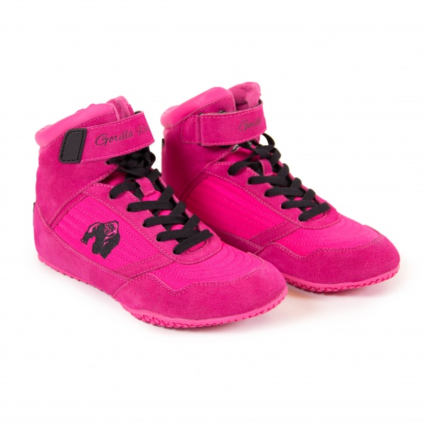 Gorilla Wear High Tops Pink Gorilla Wear Norge
